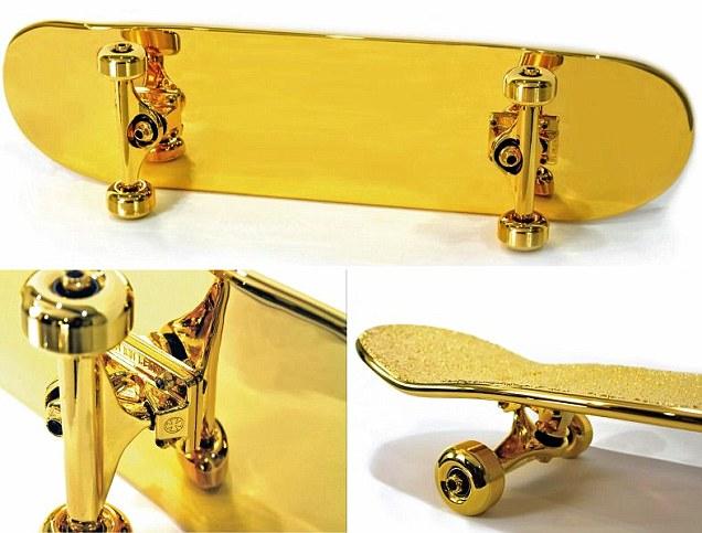 Самый дорогой скейтборд