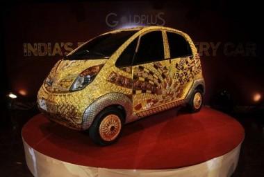 Золотая машина