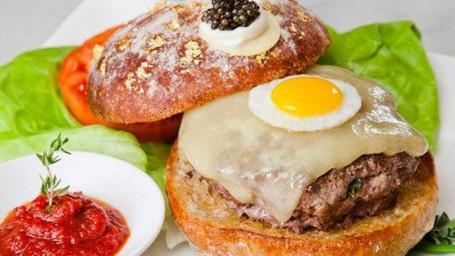 Самый дорогой в мире бургер