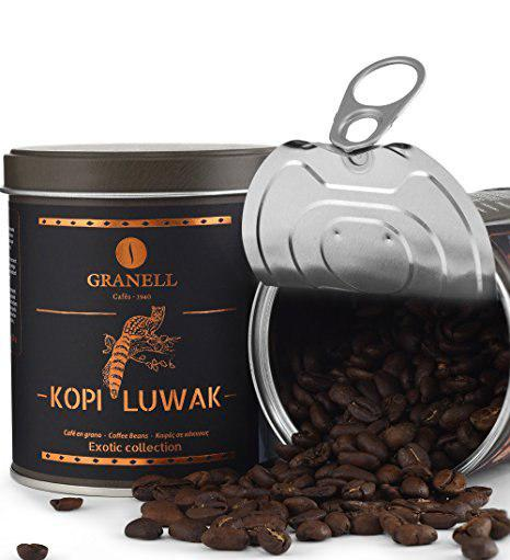 Сорт Kopi Luwak